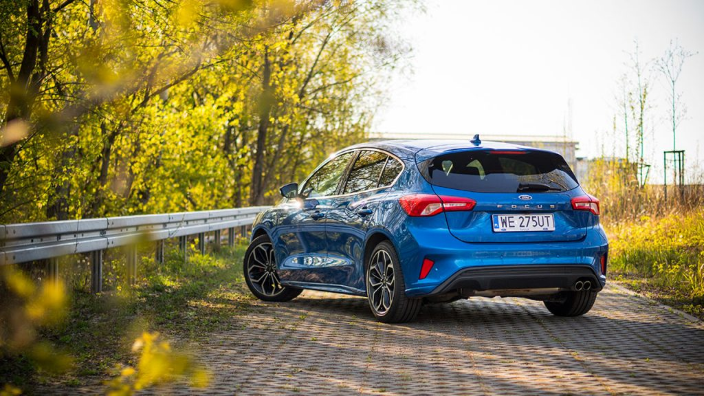 Ford Focus ST-Line - opinie