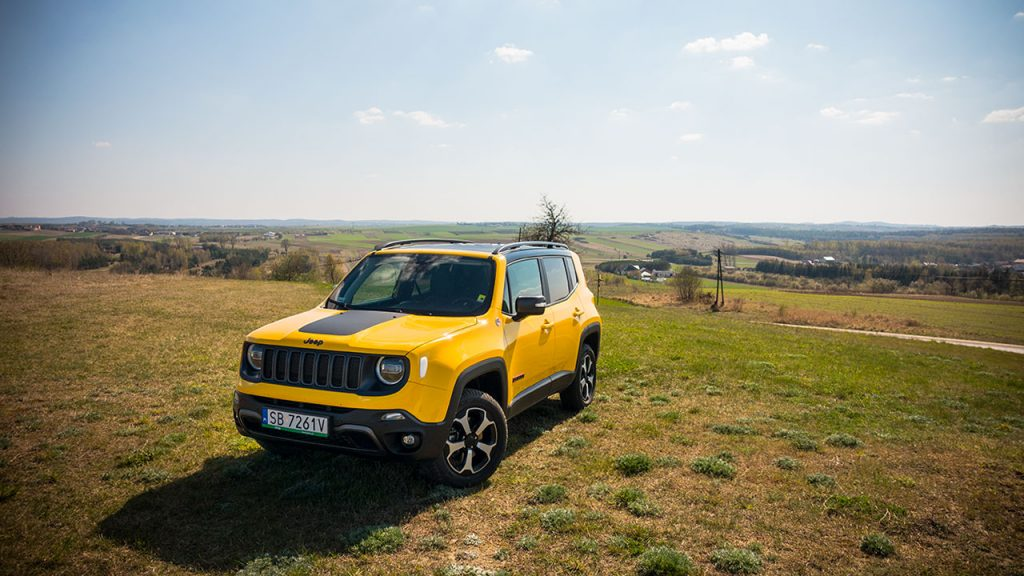 Jeep Renegade Trailhawk 2019 - Mokrzesz