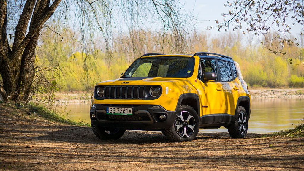 Jeep Renegade Trailhawk - opinie