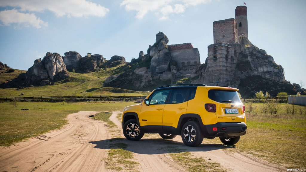 Jeep Renegade - tapeta - 03